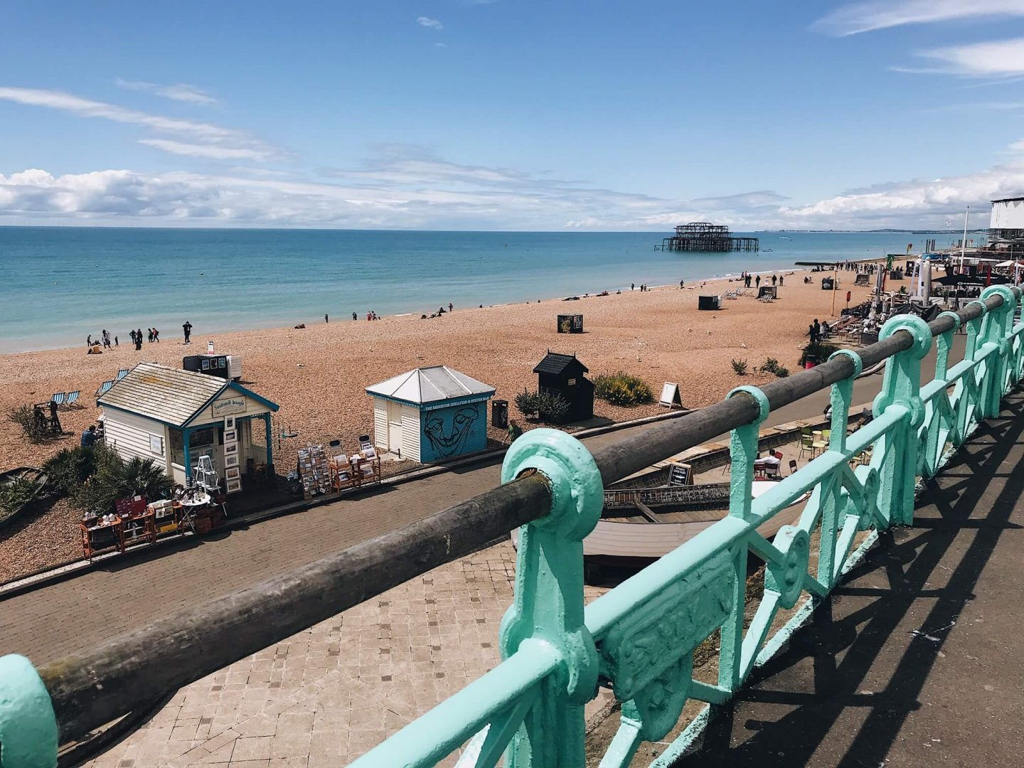 Brighton UK Holiday Destinations
