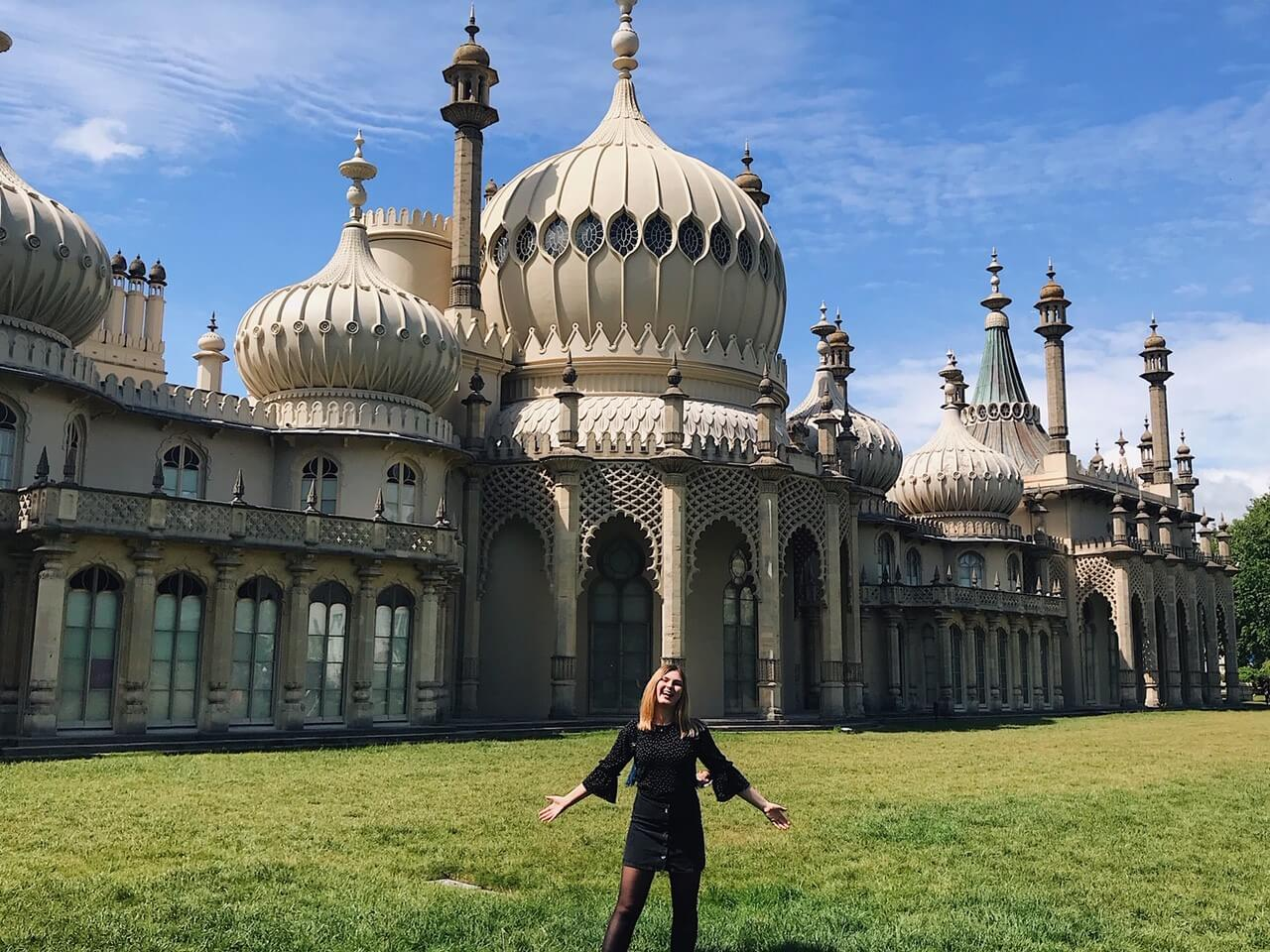 staycations UK Brighton