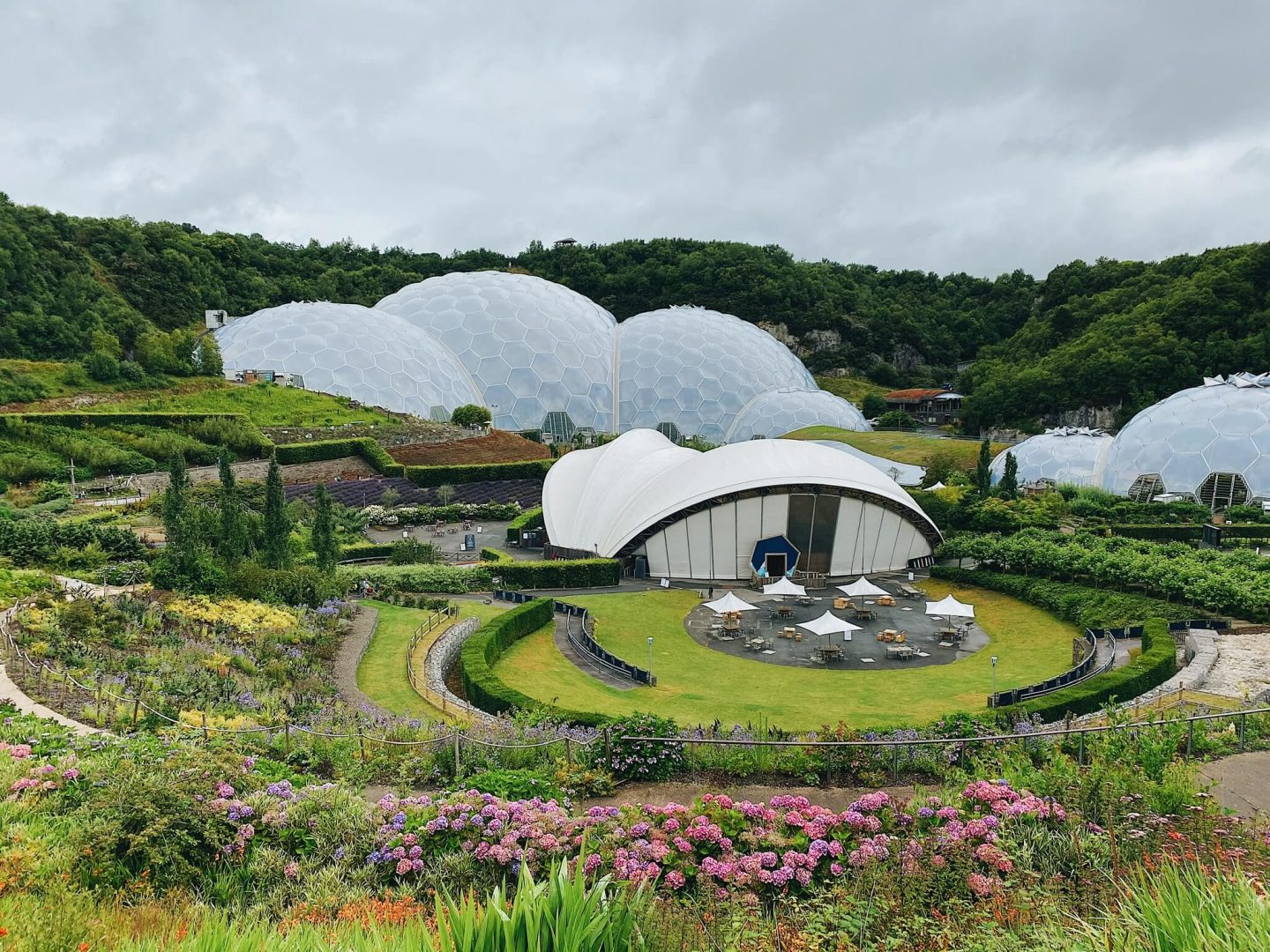 Things to do near Fowey (The Eden Project)
