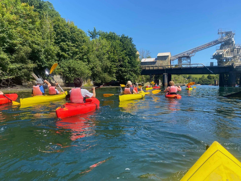 Fowey River Kayaking